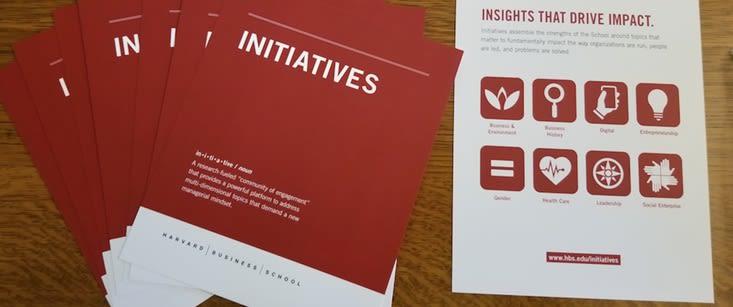 Meet the Initiatives