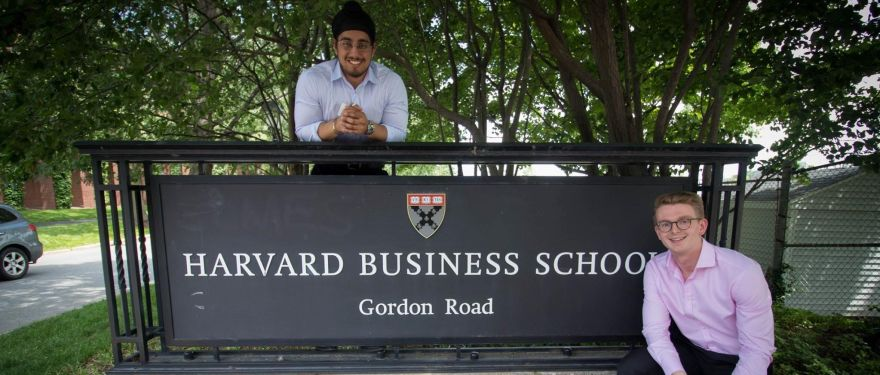 10 Reasons Why HBS Peek Weekend was worth the trip across the pond - a british perspective