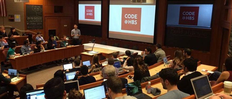 Meet the HBS Code Club