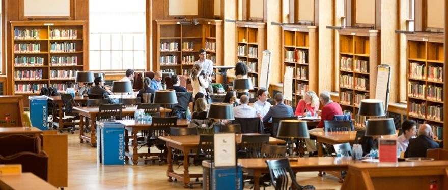 4 Ways HBS Alumni Utilize Baker Library
