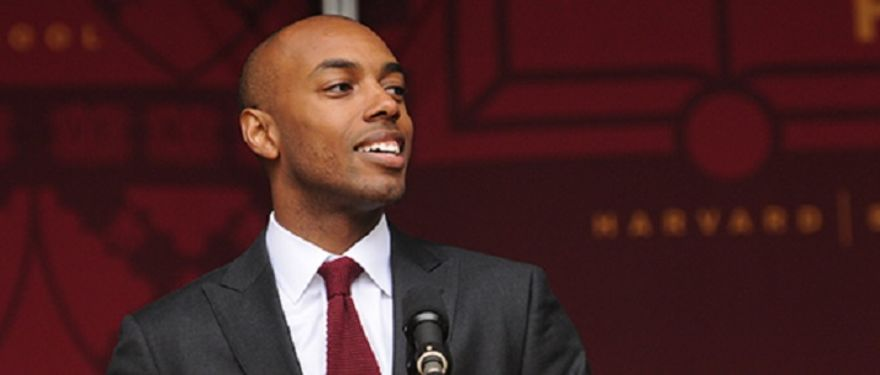 Casey Gerald: Becoming a Leader at HBS