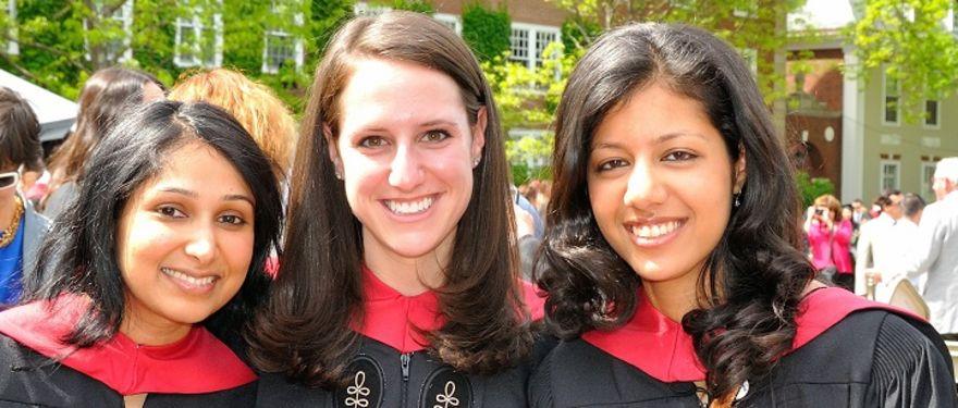 Liberal Arts Major Pursues an MBA