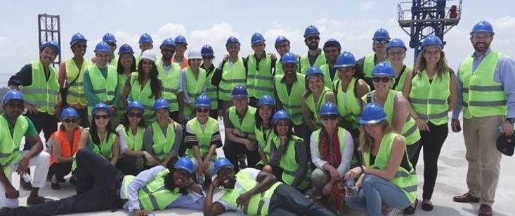 Day in IFC: Layla Ramirez (MBA 2017), Africa
