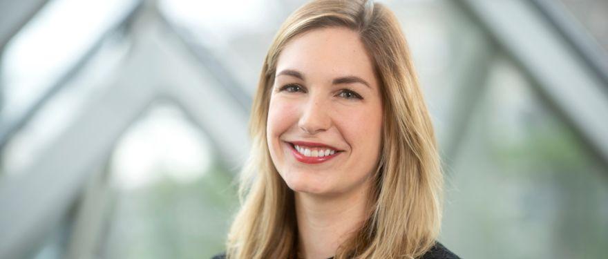 Erin Kaivan (MBA 2020) Talks Motherhood and the Military