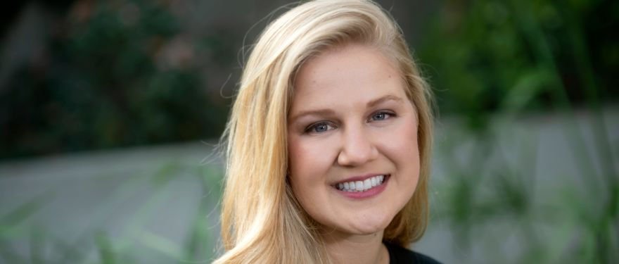 Mollie Breen (MBA 2020) Talks Mathematics, Being a Twin, and the MS/MBA: Engineering Sciences Degree