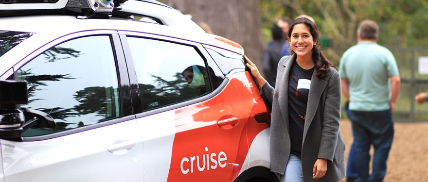 Making the Switch from CPG to a Self-Driving Car Startup through my Summer Internship