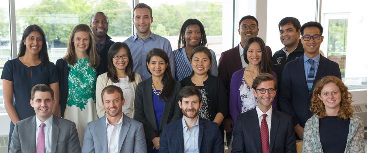 What is the HBS Leadership Fellows Program?
