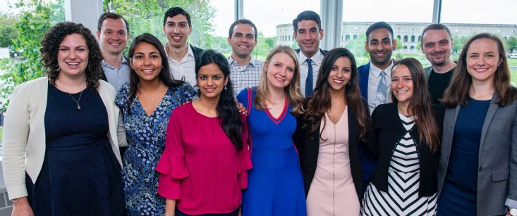 Meet the 2019-2020 Leadership Fellows