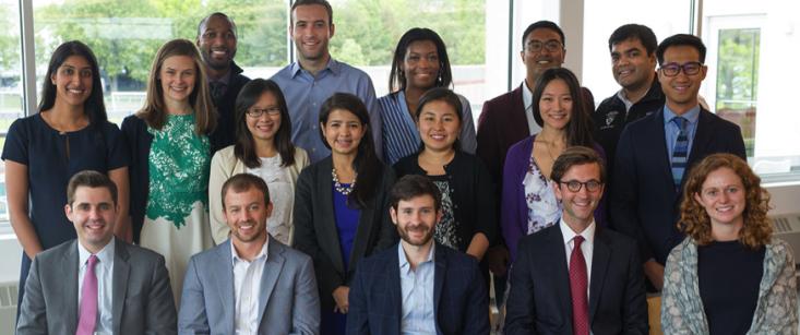 Meet the 2017-2018 HBS Leadership Fellows