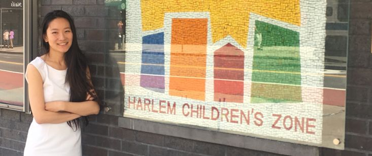 Meet HBS Leadership Fellows: Sherri Geng, Harlem Children's Zone