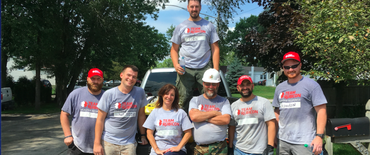 PMNO Perspectives: Pat Ross, Team Rubicon