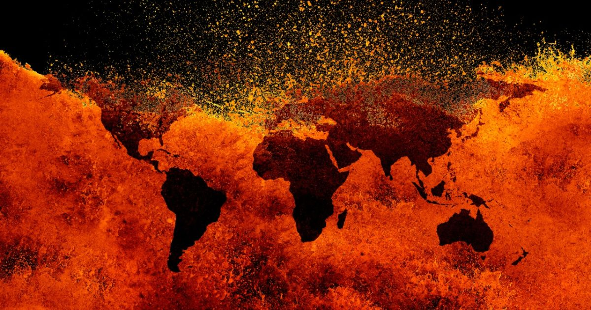 Torched Planet: The Business Case to Reinvent Almost Everything
