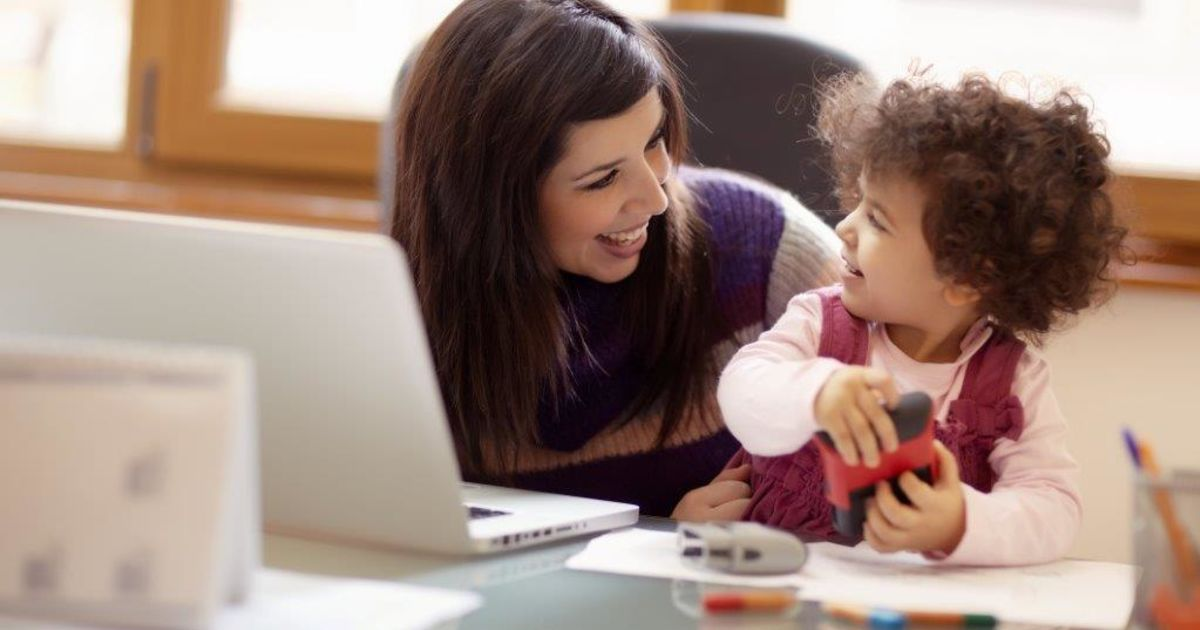 Kids Benefit From Having a Working Mom - HBS Working Knowledge