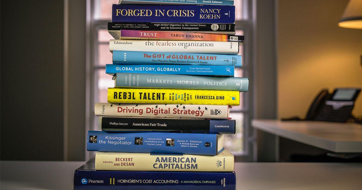 The Harvard Business School Faculty Summer Reader