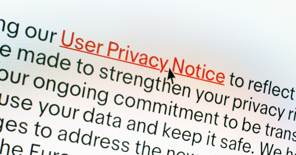 Why Privacy Notices Turn Off Shoppers