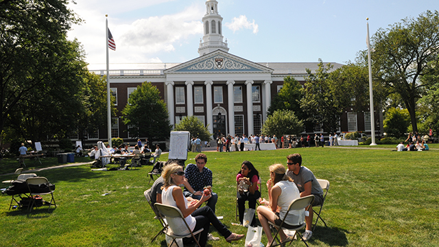 Theobald Gathering Spaces - About - Harvard Business School