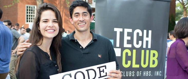 Meet the HBS Tech Club
