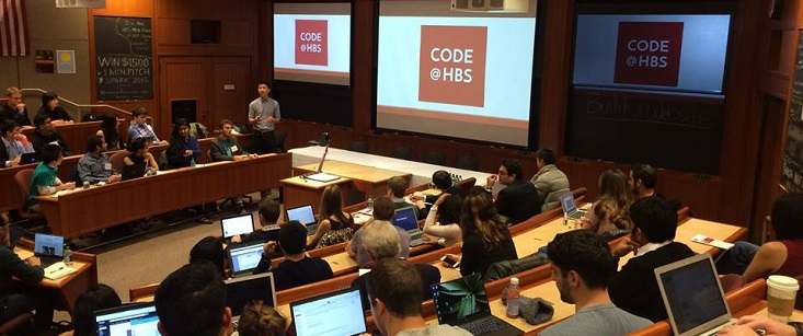 Meet the HBS Code Club