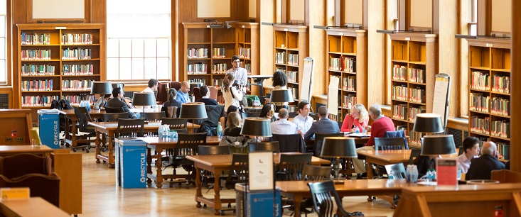 4 Ways HBS Alumni Utilize Baker Library