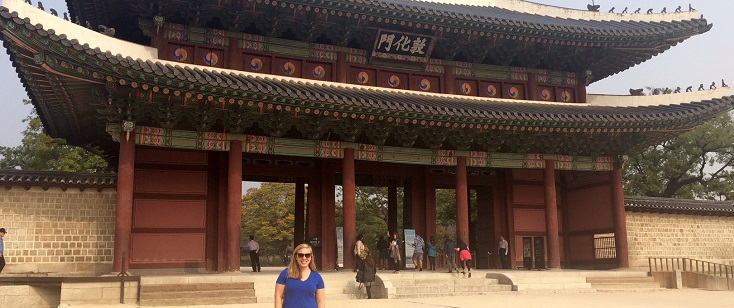 Meet Your Program Manager: Laura Butkus, Japan IFC