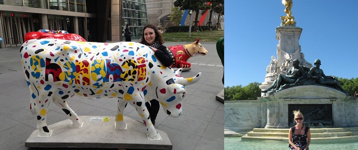 MEET YOUR PROGRAM MANAGERS: KRISTINA ANDERSON AND ANNA MALLETTE, BUCHAREST FGI