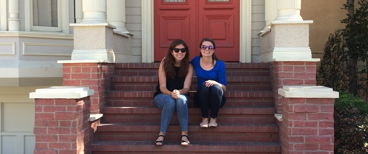 GEO on the Road: Susanna Lynch in Los Angeles