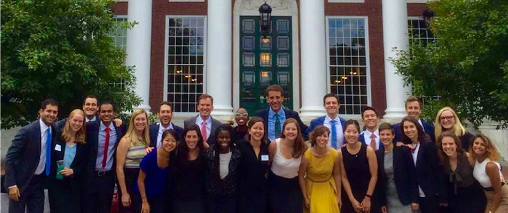 Policy, Practice, Leadership & Impact: Making a Difference with the HBS/HKS Joint Degree