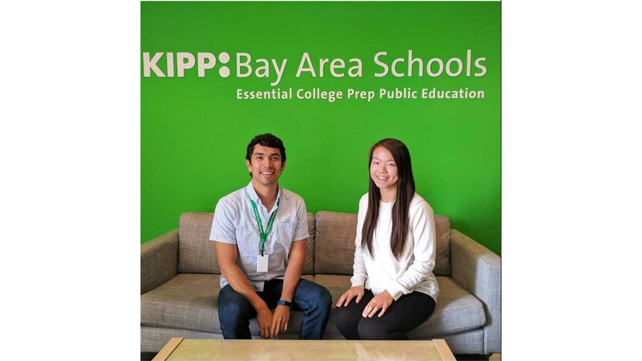Summer Snapshot: Interning in the Education Sector