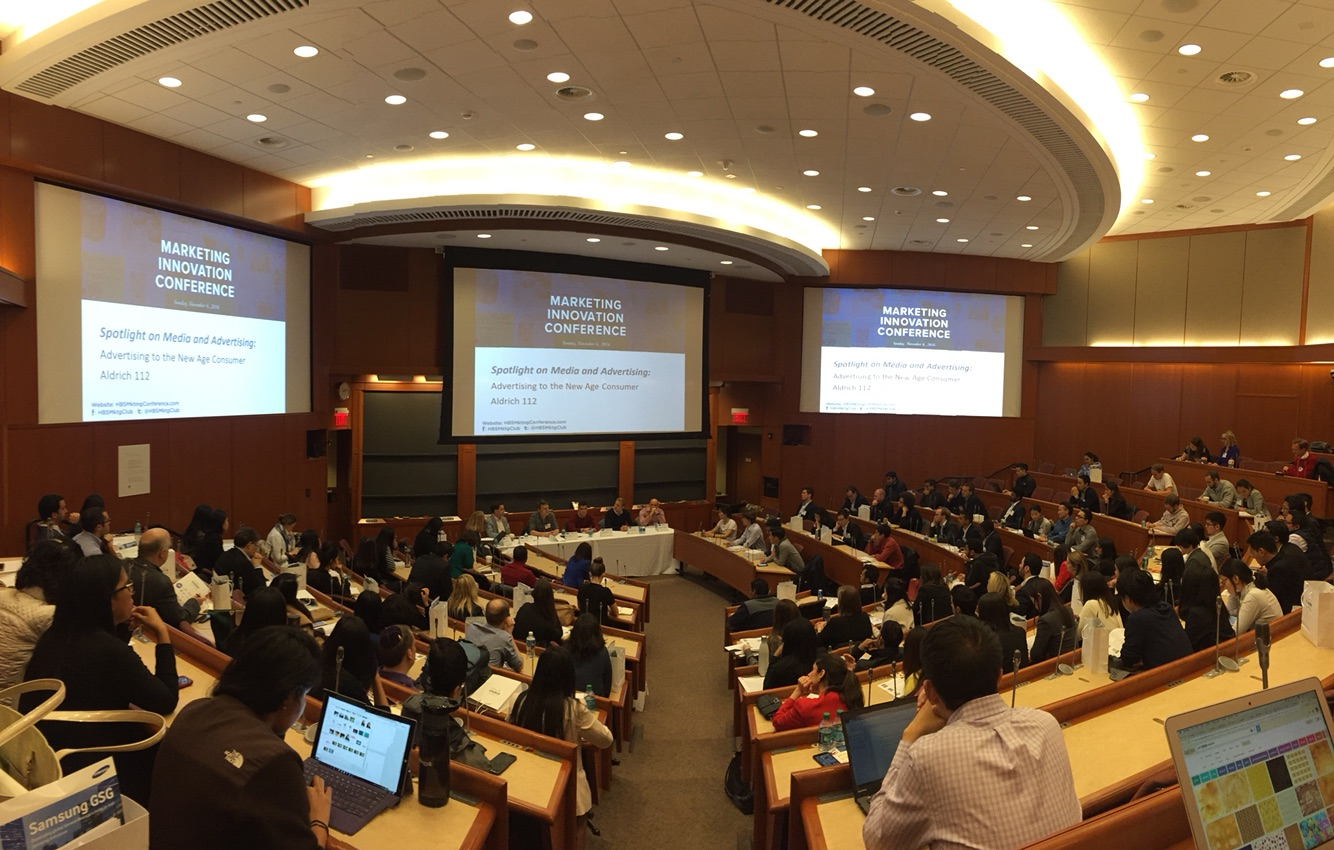 HBS Marketing Club Presents: The Brand Summit